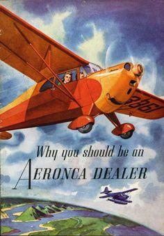 Become Neighborhood Aircraft Dealer 1945