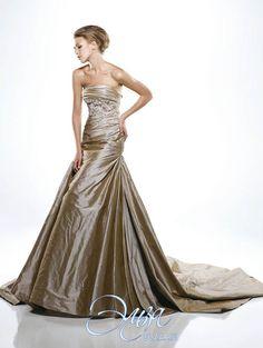 Cвадебное платье Duchess (Дюшес): фасон годе (русалка, рыбка, трампет), романтический стиль, длинное платье, с овальным вырезом, с непышной юбкой, со шлейфом, модель до 2016 года, с короткими рукавами, комплект: платье + болеро, в ограниченном количестве, основная ткань: кружево, тафта