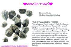 Apache Tears, Stone, Rock, Stones, Batu