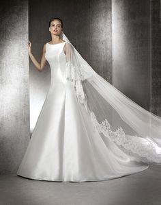 Vestido de novia modelo Shivani | St. Patrick | Pronovias Fashion Group