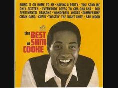 Sam Cooke-Twistin' The Night Away ~ This was automatic at a Rock 'n' Taco Gig, maybe back to back with Chubby Checkers TWIST or LET'S TWIST AGAIN !