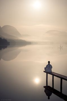 """""""A quiet time alone I guess we all need it"""""""