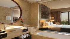 Kempinski Ambience Hotel Delhi - Interesting was basin used!!