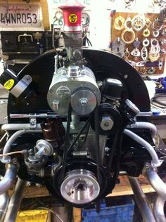 Gareth's supercharged 30hp