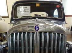 1936 Sunbeam Talbot MKIII Supreme