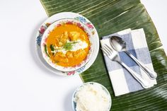 Spicy Coconut Crab Curry