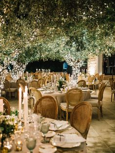 Olive Grove Wedding at Anassa Resort in Paphos with fairy lights on olives and white green flowers Olive Green Weddings, Olive Wedding, Sage Wedding, Forest Wedding, Dream Wedding, Wedding White, Moss Green Wedding, Back Garden Wedding, Luxury Wedding