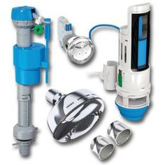 HydroSmart Dual Flush Conversion Kit with Free Showerhead and 2 Free Aerators-HYS420 at The Home Depot