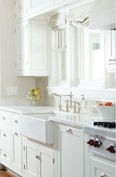 Sneak Peek: Caitlin Wilson Design's Oregon Project   Design*Sponge    peaceful kitchen