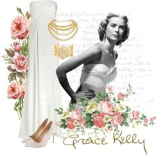 """""""The Graceful Rose"""" by respevensie on Polyvore"""