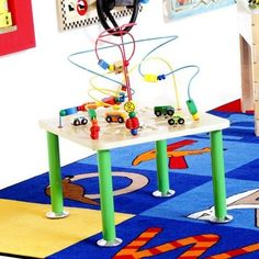 Traffic Jam Rollercoaster Table by Anatex | Apollo Toys and Gifts  #waitingroomtoys
