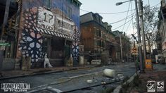 ArtStation - Homefront: The Revolution Environment Art, Max Mead