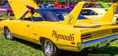 1970 Plymouth Roadrunner.