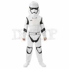 Disfraz Stormtrooper Ep7 classic para niño - Dresoop.es