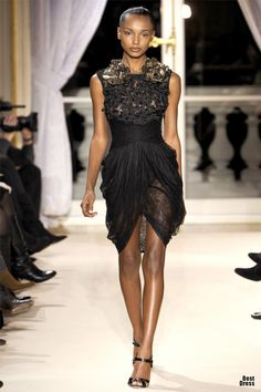 Giambattista Valli HOUTE COUTURE SPRING/SUMMER 2012 High Fashion Haute Couture Giambattista Valli featured fashion