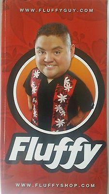 """Gabriel Iglesias """"Fluffy"""" Bobble Head Signed by Gabriel Iglesias"""