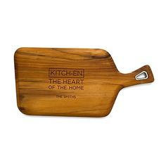 """""""Heart Of The Home"""" Serving Board"""