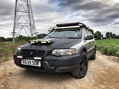 Image result for modified volvo xc70 lift