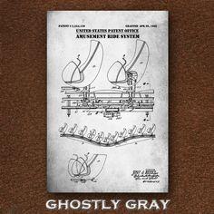 Walt Disney Haunted Mansion Patent Print Amusement Ride | Etsy Patent Office, Patent Drawing, Haunted Mansion, Patent Prints, Walt Disney, Fine Art, Mansions, Drawings, Artwork