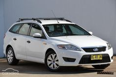 2010 Ford Mondeo LX MB Auto-$10,777*