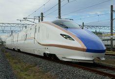 北陸新幹線新型車両 E7系