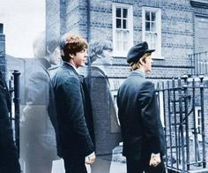 John and George : we miss you so much ...