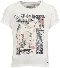 M62404_girls T-shirt ss   T-shirts & Tops   Girls   Children   Garcia online store