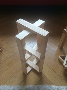 Jenga Blocks, Wooden Blocks, Jenga Tower, Architecture Artists, Train Up A Child, Plank Challenge, Preschool Activities, Kids Playing, Projects To Try