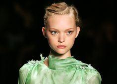 Gemma Ward - Rochas S/S 2006