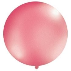 Jätteballonger i latex att fylla med helium eller luft. Dekorera alla sorts fester och bröllop. Skimrande pärlemor.