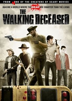 awesome THE WALKING DECEASED 2015 DVDRIP X264