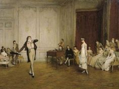 Her First Dance, William Quiller Orchardson