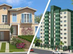 E você prefere #Casa ou #apartamento? Veja todas as principais vantagens, desvantagens e factores que evidenciam as principais diferenças entre estes dois mundos.  #principaisdiferenças