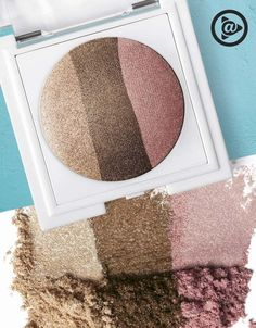 At Play Baked eye trio in Neapolitan #MaryKay #Summer2015