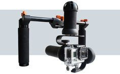Wiggly is a patent pending, modular 3 axis stabilization system for shooting with iPhone, GoPro and other compact cameras. http://kck.st/18W1GA8