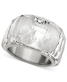 Swarovski Ring, Crystal Ring