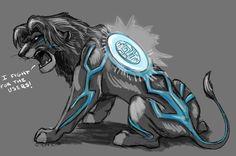 lion king tron