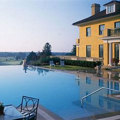 Best Hotels for Summer Getaways | Keswick Hall: Keswick, VA