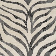 Aine Distressed Animal Print Taupe/Light Gray Area Rug Rug Size: Rectangle x Zebra Print Rug, Animal Print Rug, White Area Rug, Beige Area Rugs, Contract Design, Striped Rug, Outdoor Area Rugs, Rug Making, Rug Size