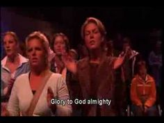 Oslo Gospel Choir - Glory to God Almighty (We Lift Our Hands DVD) Live in Gouda Netherlands