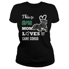 Cane Corso This Irish Mom loves her Cane Corso