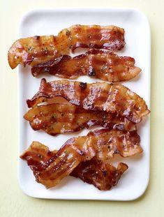 5 Tips for Crispy Bacon in the Oven, Skillet and Yes, Even the Microwave.  Everything is better with Bacon.