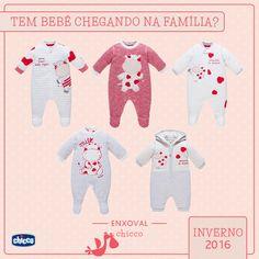 Qual é o seu body preferido? Que tal todos?  E que tal fazer um kit de inverno para presentear o seu bebê? Os Bodies de inverno são quentinhos e confortáveis na medida certa.