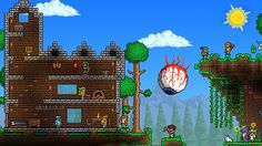 Terraria 1.2.2 and 50% off on Steam