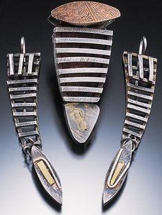 [Ganoksin] Dreaming in Metal - The Jewelry of Steff Korsage