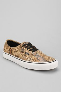 Urban Outfitters - Vans Authentic Snake Men's Sneaker, $55.00