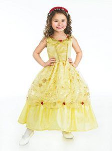 Buy Little Adventures Yellow Beauty Dress Up Medium at PeeDee Toys. Now you can dress up like a real princess with the Little Adventures Yellow Beauty costume. Designed by mums that just couldn't find the ri Princess Costumes, Disney Costumes, Halloween Costumes, Disney Cosplay, Halloween 2016, Halloween Season, Ball Dresses, Girls Dresses, Flower Girl Dresses