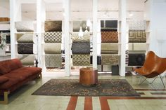 In love with Kristiina Lassus rugs? We are now showcasing the novelties and also many of the older favourites at the showroom . Home Fashion, Showroom, Old Things, House Design, Interiors, Interior Design, Rugs, Decoration, Store