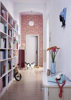 Un apartamento de estilo retro en Berlín | Noveno Ce