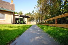 Appartement Kooiker Ameland - Riante tuin #Ameland #Kooiker #verhuur #genieten #appartement #kooikerverhuur http://kooiker-ameland.nl